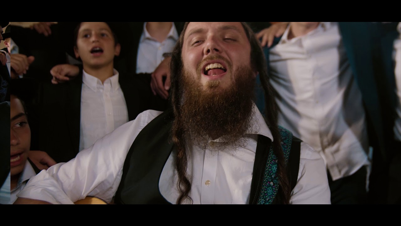 JOEY NEWCOMB - BOREI - יוסף ניוקם - בורא  (Official Music Video)