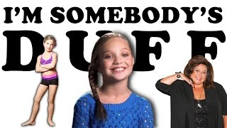 The Duff Trailer Official - Dance Moms Parody