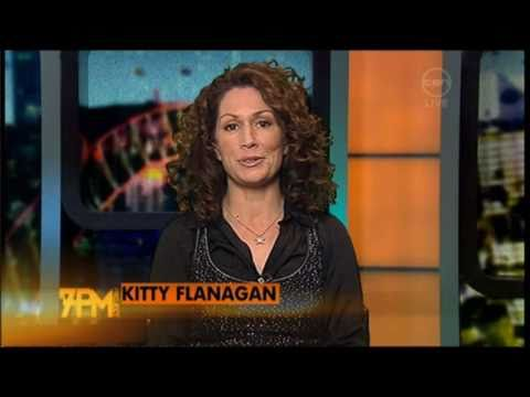 Kitty Flanagan on early Easter - The 7pm Project (Australia)