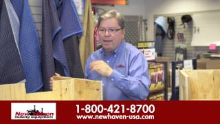 How to do a commercial move using Library and Machine Carts by New Haven Moving Equipment