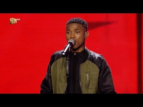 Idols SA Season 12 | Top 16 | Ep 9 | Thami - Hotline Bling