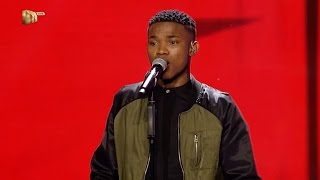 Idols SA Season 12 | Top 16 | Ep 9 | Thami - Hotline Bling