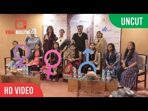 UNCUT - Discussion And Awareness Campaign About Sanitary Pads | R. Balki