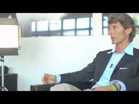 CHICoverdose: Stephan Winkelmann of Lamborghini interviewed by Xenia Tchoumitcheva