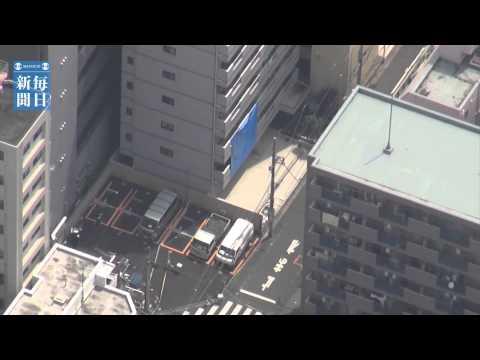 家族ら切られ4人死傷、男逮捕/東京・品川