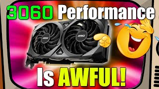 Nvidia RTX 3060 WORSE Than RTX 2060 Super in Benchmark Leaks?!?