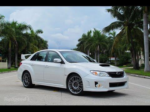 2014 Subaru Impreza WRX STi - YouTube