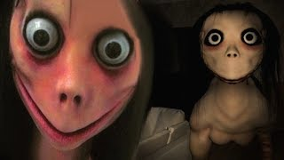 I KILLED MOMO! - MOMO GAME [Secret Ending] | Mexican Creepypasta Game