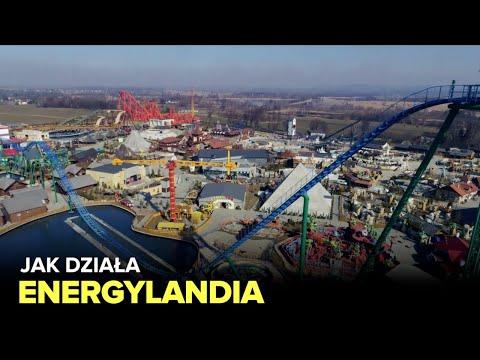 Park rozrywki Energylandia - Fabryki w Polsce
