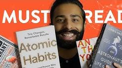 Top 4 Self Improvement Books You Must Read in 2019