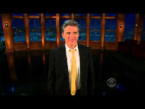 Late Late Show with Craig Ferguson 6/14/2010 Bradley Whitford, Shelby Lynne