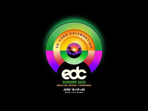 EDC Portugal 2021 Announce Trailer