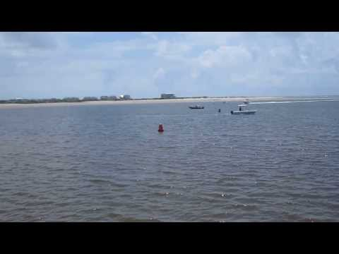 051. Intracoastal Waterway - Oak Island NC - Holden Beach NC