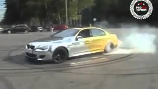 BMW M5 GOLD