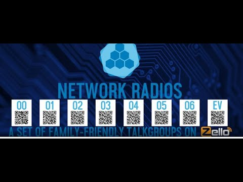 ZELLO - PTT app (free) NETWORK RADIOS GROUP OF CHANNELS-using a mobile phone