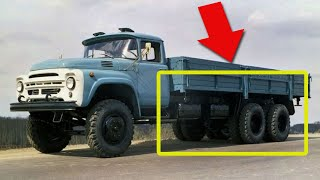 Чем первый ЗИЛ-133 был лучше ЗИЛ-130?