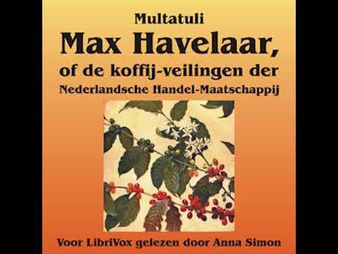 Max Havelaar by MULTATULI read by Anna Simon Part 1/2 | Full Audio Book