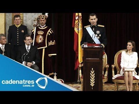 El rey Felipe VI de España,  acoso sexual y las transformaciones en el cuerpo en Semanal 30/06/14