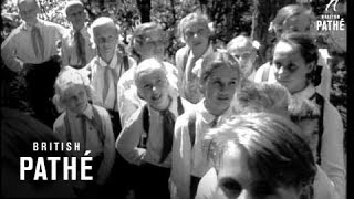 Latvian School Children Go Hiking AKA Latvian Children Go Hiking (1960)