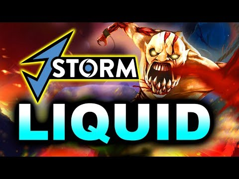 LIQUID vs J.STORM - STOCKHOLM MAJOR HYPE!!! - DreamLeague DOTA 2