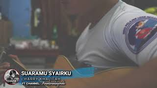 [COVER] SUARAMU SYAIRKU - HARRY KHALIFAH