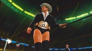 WWE 2K14: 30 Years of WrestleMania - Ruthless Aggression Era - 7 (JBL vs John Cena - WM21)