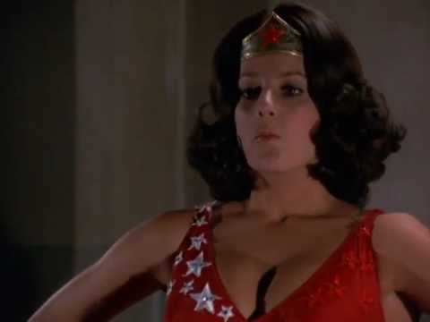 Debra Winger is Wonder Girl