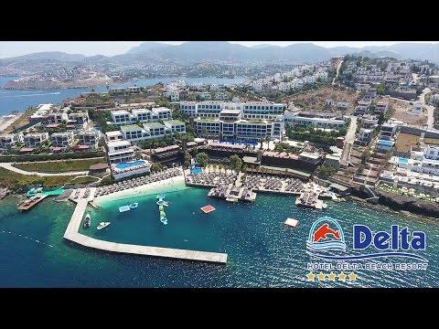 Hotel Delta Beach Resort Bodrum Yalıkavak Presentation Video