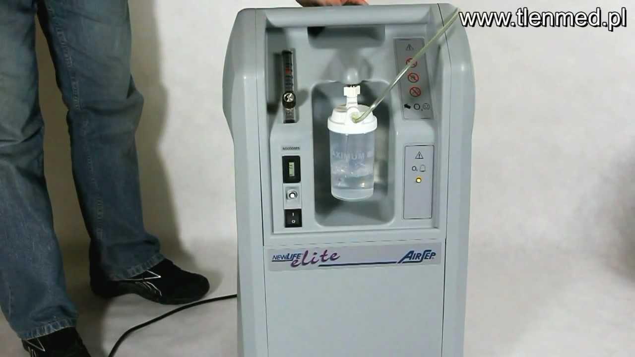 koncentrator tlenu newlife elite youtube rh youtube com airsep newlife elite oxygen concentrator service manual NewLife Elite Oxygen Concentrator