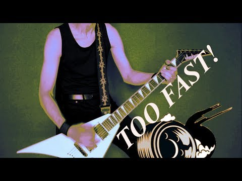 Top 10 Fastest Metallica Classic Songs