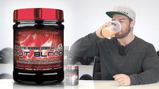 Scitec Nutrition Hot Blood 3.0 - Ein guter Nicht-Hardcore Booster