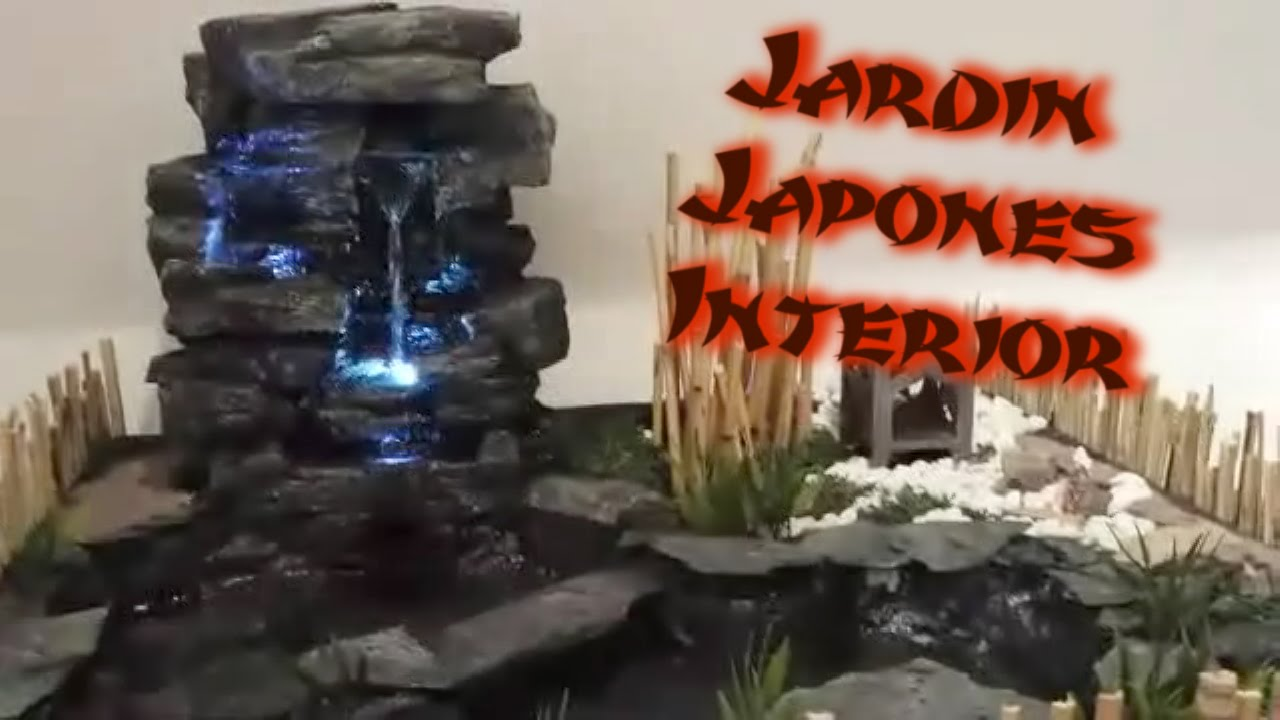 Mini jardin japon s para interior rinc n zen youtube for Jardin zen miniature