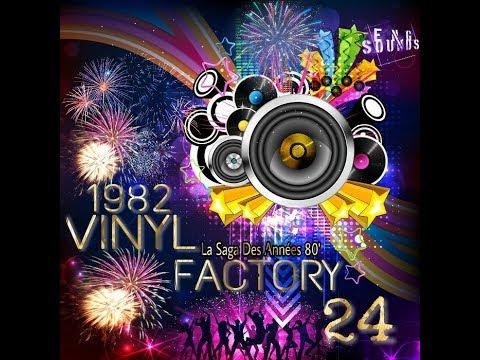 Vinyl Factory 24 -La Saga Des Années 80' ( 1982 )