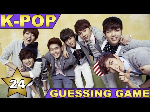 K-POP GUESSING GAME #24 - INFINITE SPECIAL!
