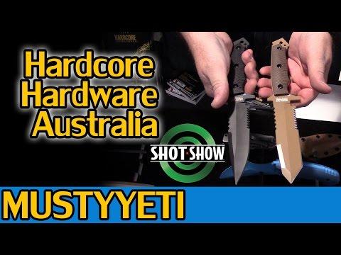 Hardcore Hardware Australia :: SHOT Show 2015 :: Musty Yeti