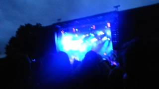 Machine Head live @ X Rock Fest Herford 2014 - Imperium & Beautiful Mourning