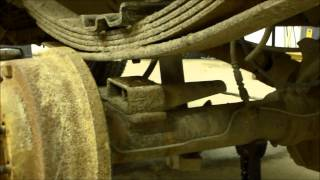 rough country 4 inch lift kit installation part 1 96 ford f250