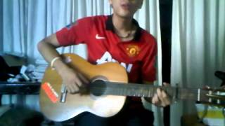 When Youre Gone - Kevin Evra Cover Acoustic