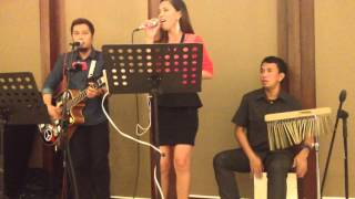 Girl on Fire by Alicia Keys cover by Crossover Band