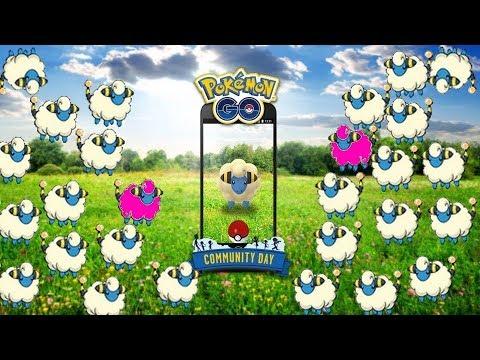 Pokemon go community day un max de wattouat shiny youtube - Pokemon wattouat ...