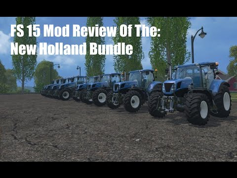 Mod Review Of The New Holland Bundle