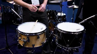 Drumeo Interview and Demo - WTS Drums - NAMM 2019