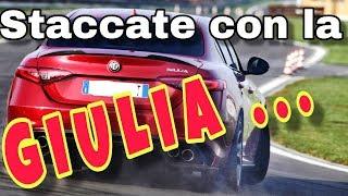 COME FRENA LA GIULIA | Sistema Brake by Wire