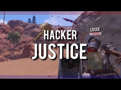 RUSTㆍDelivering JUSTICE to a HACKER
