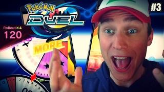 NIE WIERZĘ ŻE TO SIĘ STAŁO! (Pokemon Duel odc. 3)