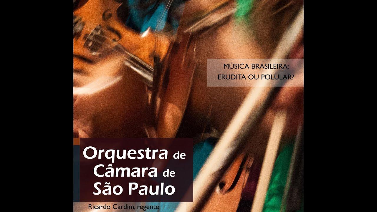 Cd Música Brasileira Erudita Ou Popular Excertos Youtube