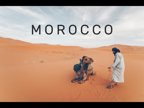 Trip To: Morocco - GoPro HD