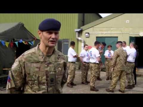 RAFBF Awards 2015: Military PROVOST Guard Service (RAF Brize Norton)