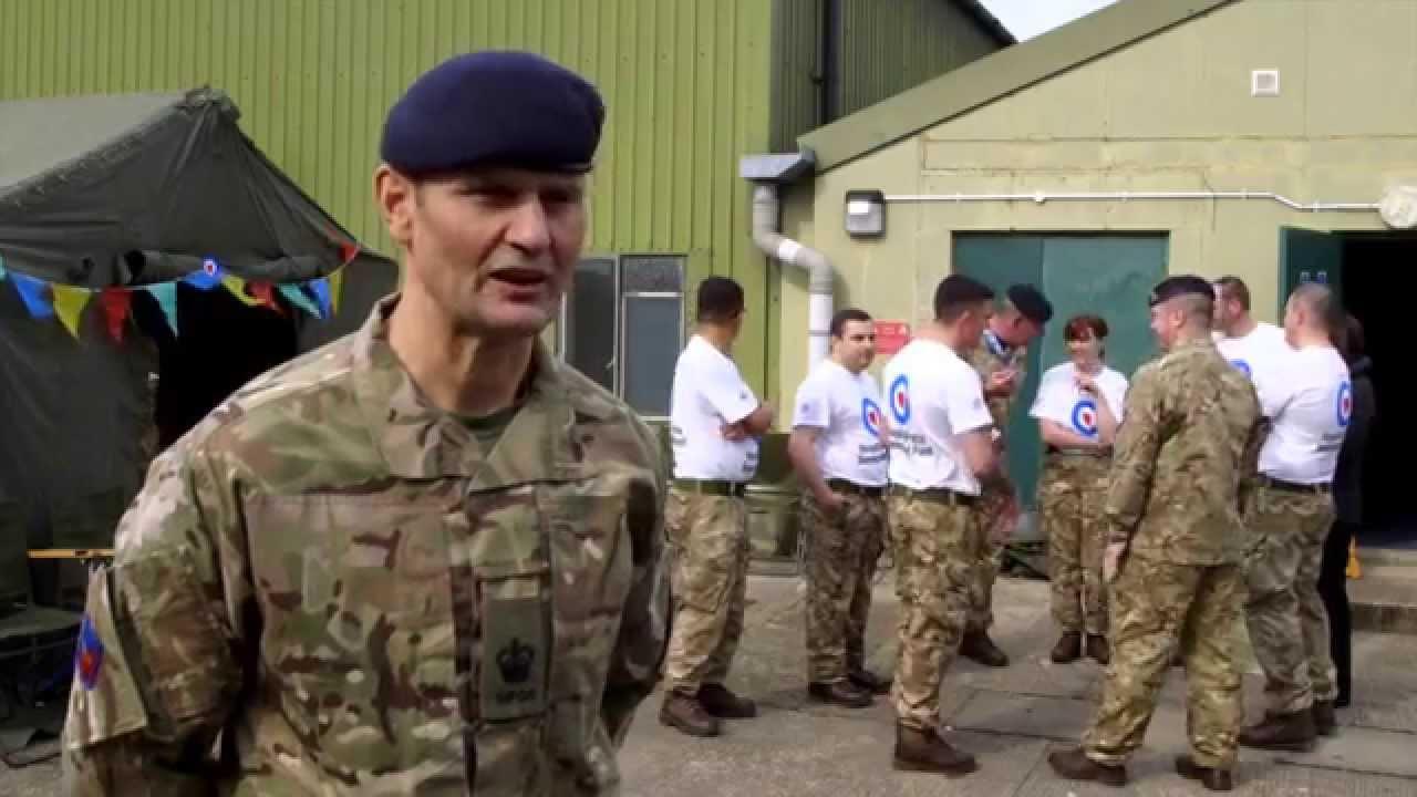RAFBF Awards 2015: Military PROVOST Guard Service (RAF ...