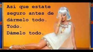 Katy Perry - Dark Horse / Canción Subtitulada al Español